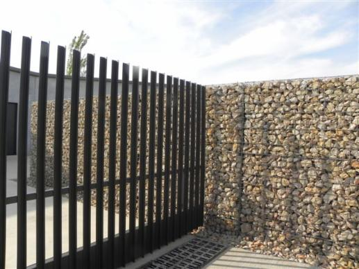 gabions. Black Bedroom Furniture Sets. Home Design Ideas